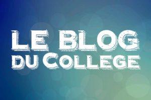 Le Blog du Collège
